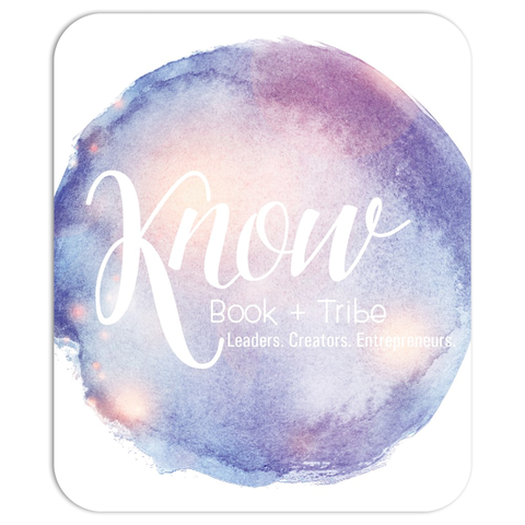 KNOW Book + Tribe Mousepad