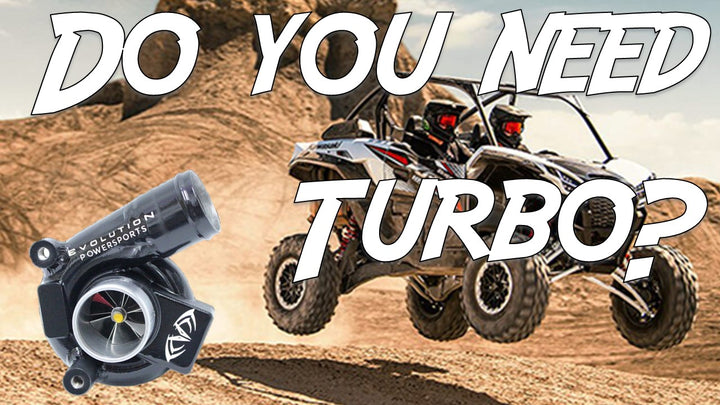 Do you really NEED a turbo UTV?