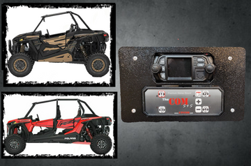 In-dash Communicactions for Polaris RZR~