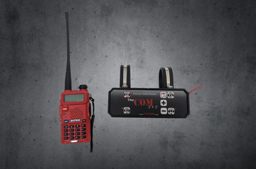 Budget COM Kit with 5-Watt Radio