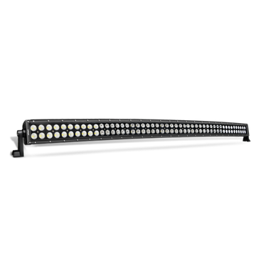 Nilight 50 Inch Curved 288W Black Spot Flood Combo LED Light Bar, 2 Years Warranty