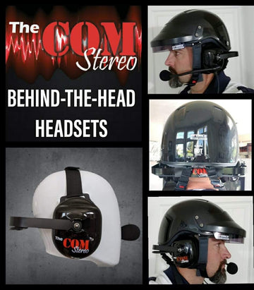 Headsets for UTV Communications and Radio