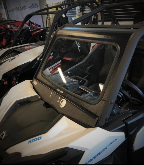 CANAM MAVERICK SPORT AND MAVERICK TRAIL FRONT WINDSHIELD