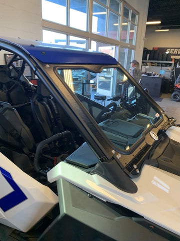 Polaris RZR PROXP Front Glass Windshield 2019 and up