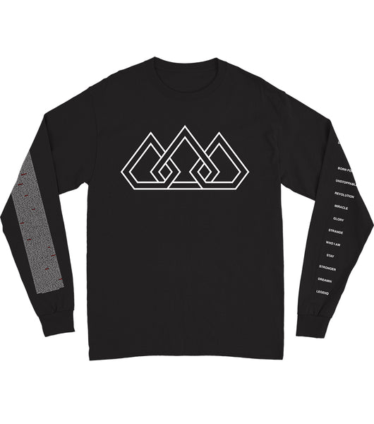 Pressure Tour LS Black