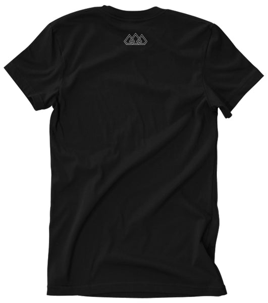 Black Crown Tee