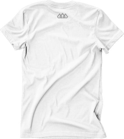 White Crown Tee