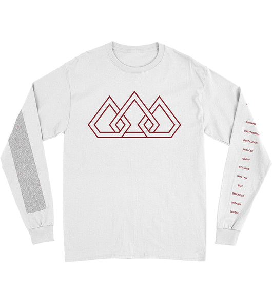 Pressure Tour LS White