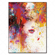 Load image into Gallery viewer, picture wall canvas art Painting Pictures abstract painting art  prints figures on canvas home decoration for living room wall
