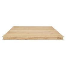 Load image into Gallery viewer, Large Rubberwood Cutting Board from Hopper Studio