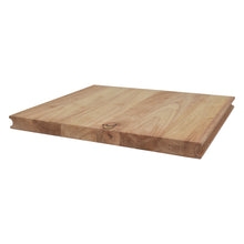 Load image into Gallery viewer, Medium Cutting Board from Hopper Rubberwood Cutting Board Set