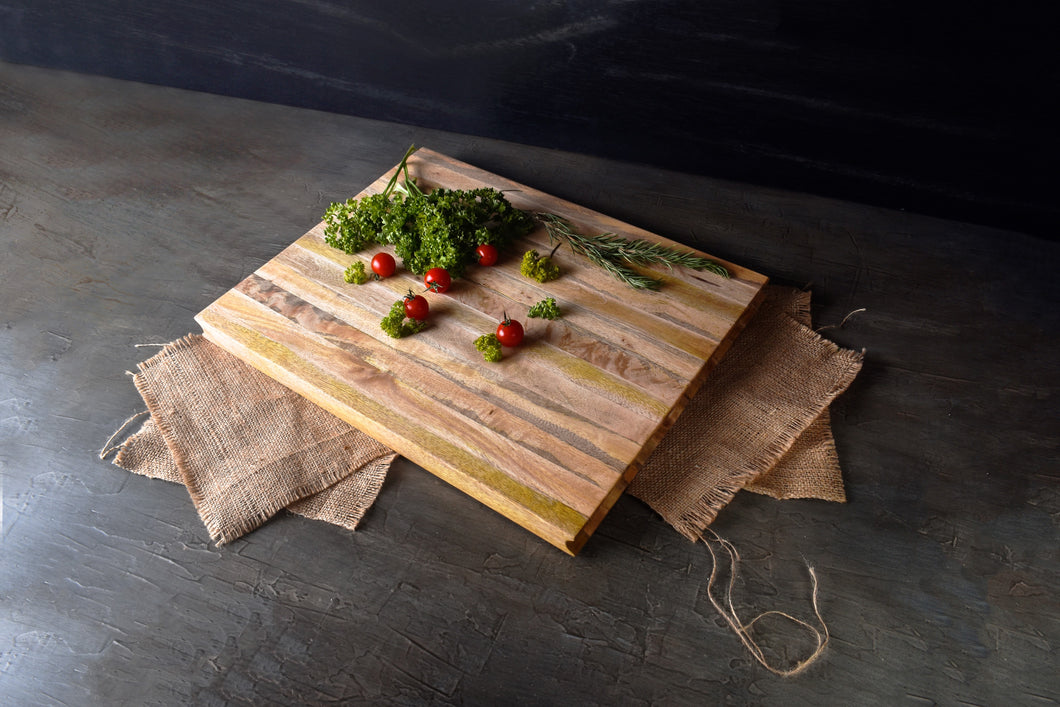 Colby Mango Cutting Board