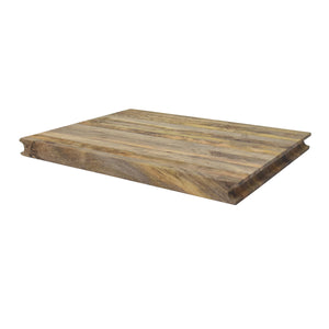 Solid Long Grain Mango Wood Cutting Board