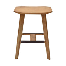 Load image into Gallery viewer, Hopper Saddle Stool