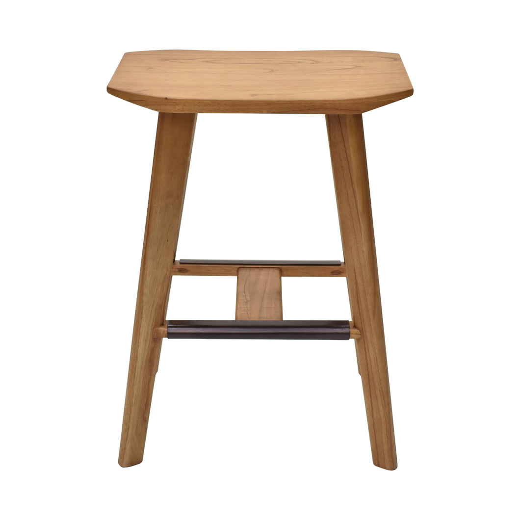 Hopper Saddle Stool