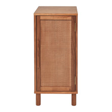 Load image into Gallery viewer, Delancey Light Blond Linen Cabinet