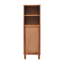 Load image into Gallery viewer, Delancey Light Blond Cabinet Tall Linen Cabinet