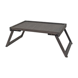 Hopper Grey Bed Tray