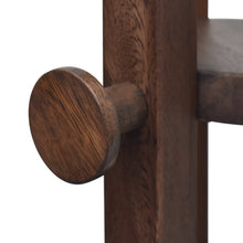 Load image into Gallery viewer, Attractive Walnut Finish of Jones Entryway Coatrack