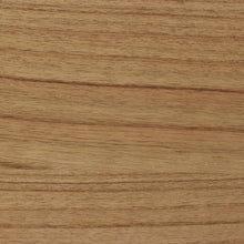 Load image into Gallery viewer, Detail of Wood Grain in Light Blonde Swatch for Leroy C Table