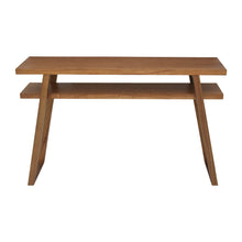 Load image into Gallery viewer, Hopper Studio Leroy Console Table in Blonde