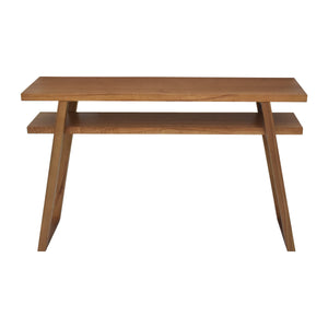 Hopper Studio Leroy Console Table in Blonde
