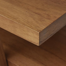 Load image into Gallery viewer, Beautiful Wood Finish of Blonde Console Table from Hopper Studio