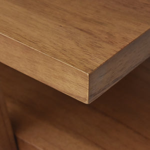 Beautiful Wood Finish of Blonde Console Table from Hopper Studio