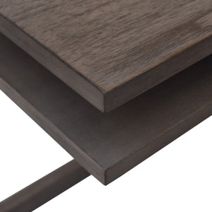 Wood Details of Leroy C Table