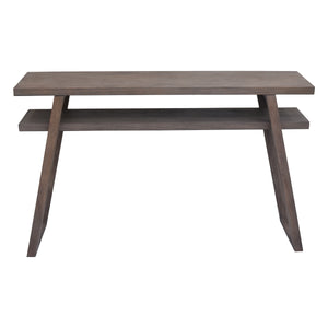 Simple and Versatile Design of Leroy Console Table