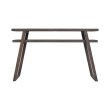 Load image into Gallery viewer, Leroy Console Table with Convenient Open Storage Space Underneath Table Top