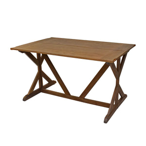 Louise Convertible Console to Dining Table