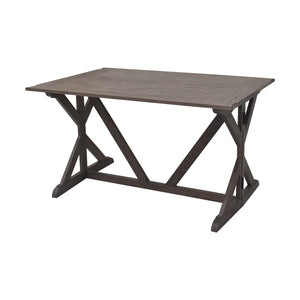 Rustic Grey Multi-Functional Louise Dining Table