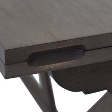 Load image into Gallery viewer, Solid Acacia Wood of Louise Convertible Console to Dining Table