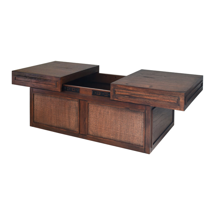 Sophia Sliding Coffee Table