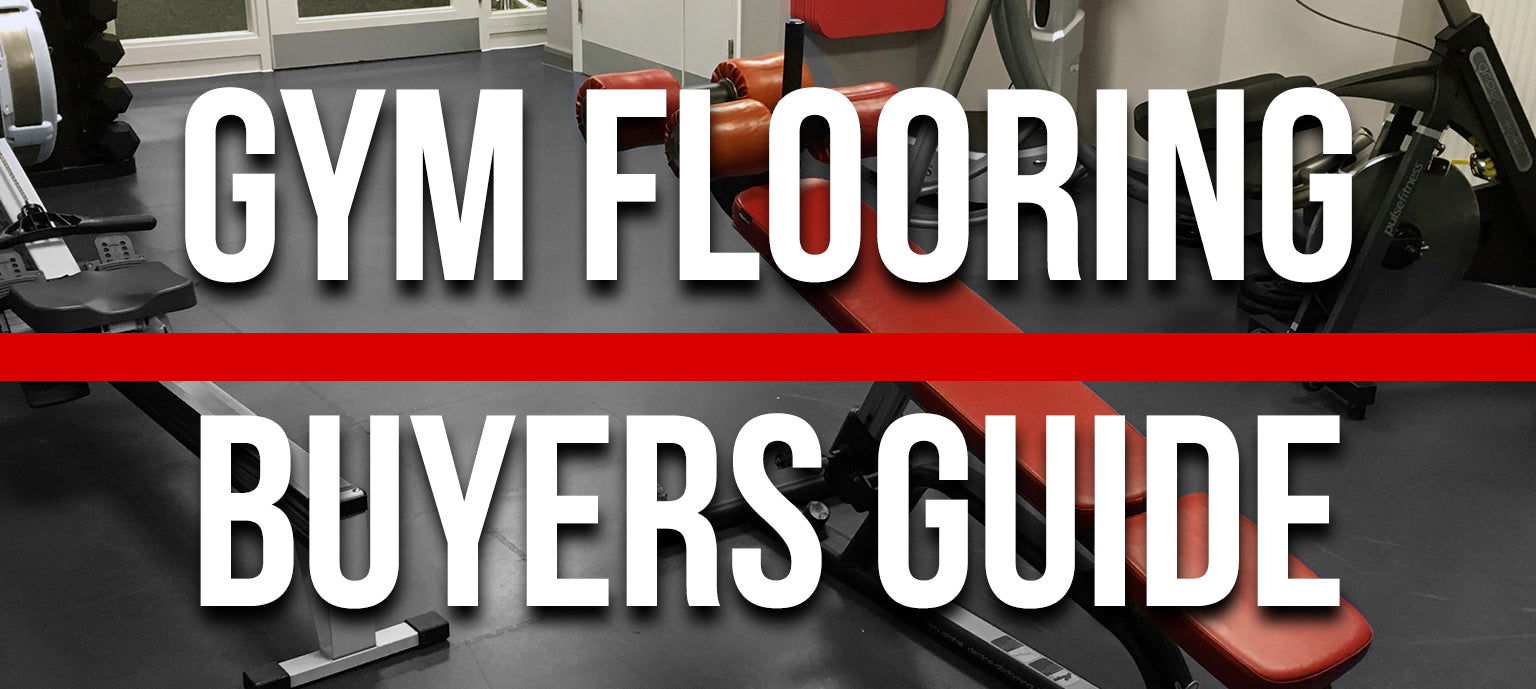 Home Gym Flooring Buyers Guide