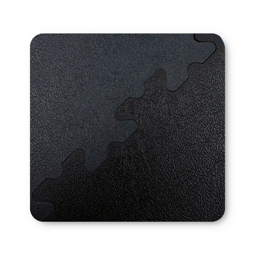 X Joint Black & Graphite - Coaster Sized Sample
