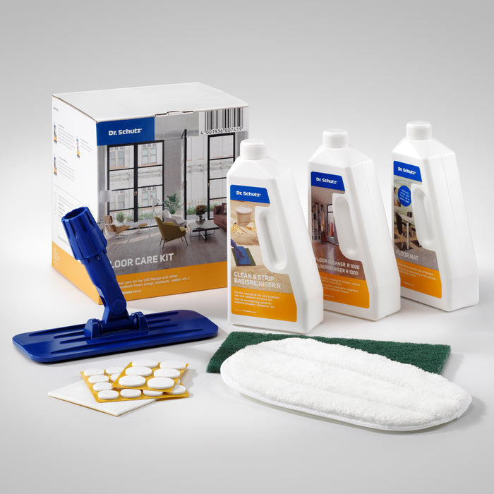 Garage Floor Tile Company's Floor Care  Kit