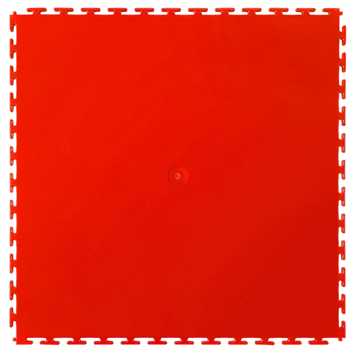 A Photo Of The Back Of EasyTile In Red
