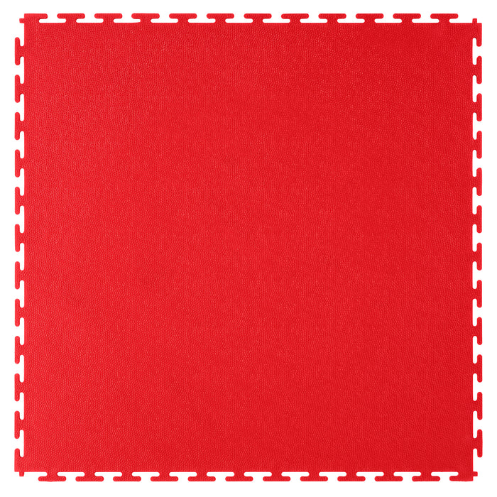 A Photo Of The Full Tile - EasyTile In Red