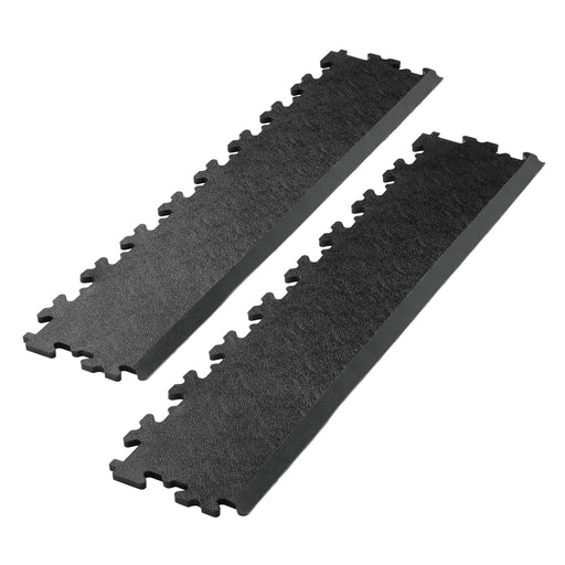 X Joint Ramp - Black (Per 1 Linear Metre)