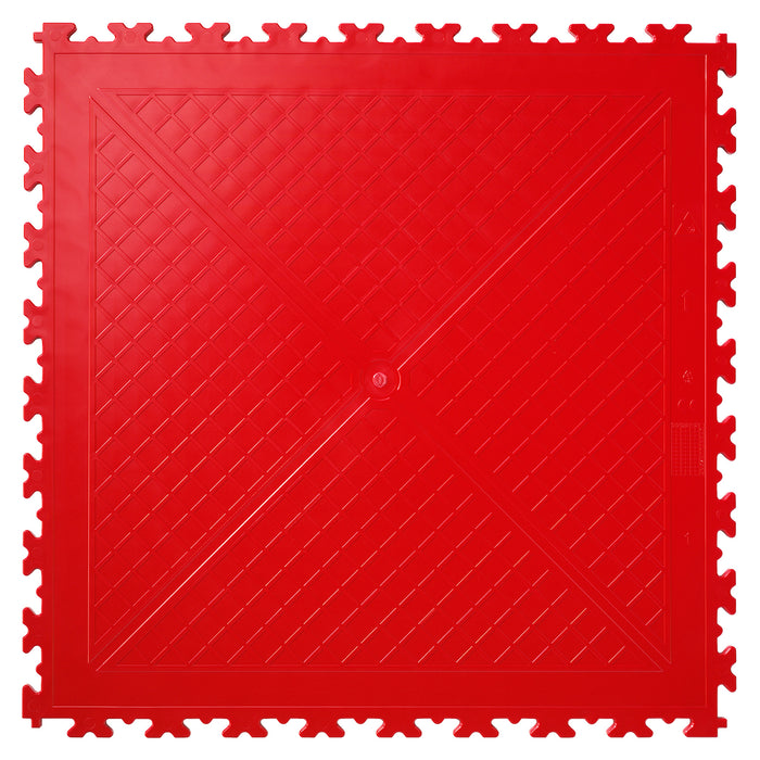 X Joint Red Back Tile