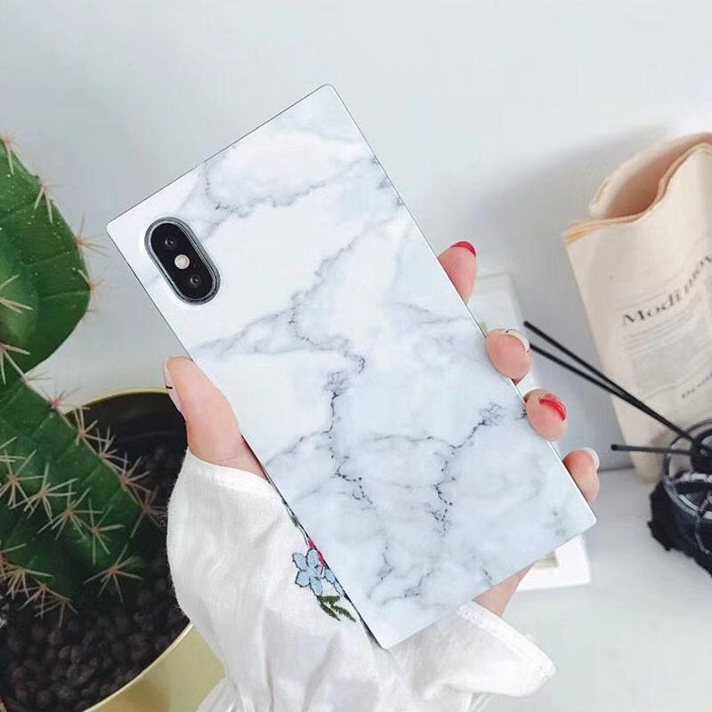 Envy Square Marble Case