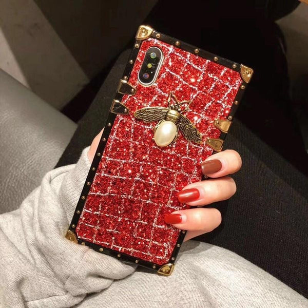EnVY Bling Bee iPhone Case
