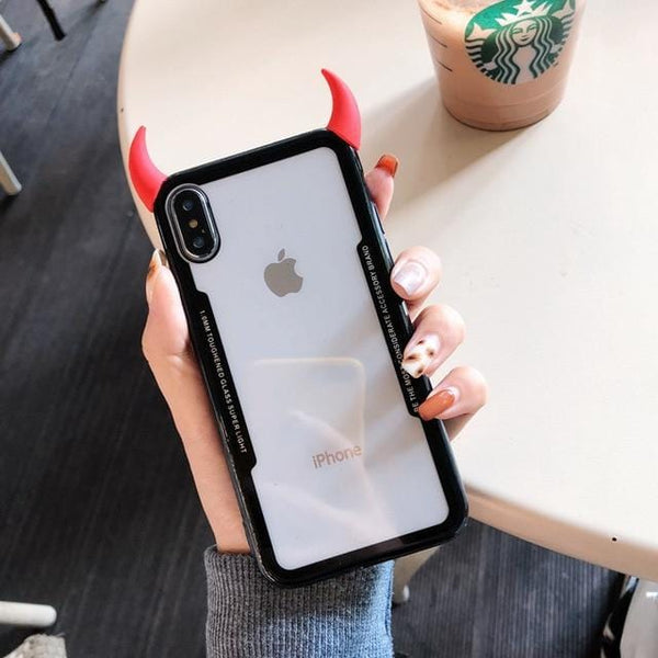 iPhone/Samsung Devil Case