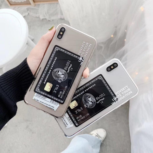 Envy AMEX iPhone Case