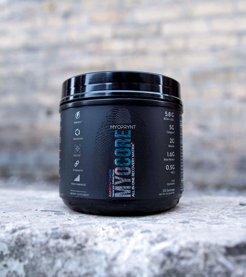 Myocore | Best Intra + Post Workout Supplement with Creapure Creatine
