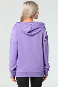 Women's Hooded Kangaroo Pocket Sweatshirt