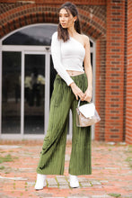 Load image into Gallery viewer, Women's Khaki Velvet Pants