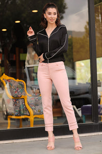 Women's Powder Rose Pants